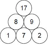 math worksheet : the math worksheet site addition pyramids : Pyramid Addition Worksheets